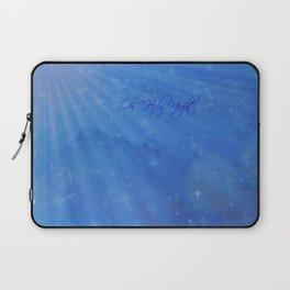 Oh Holy Night Laptop Sleeve