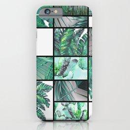 cool tropic iPhone Case