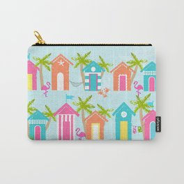 Tropical Cabanas Carry-All Pouch