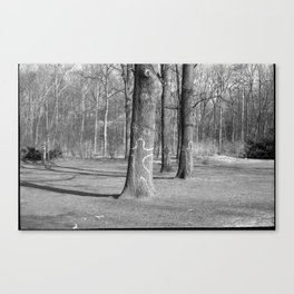 murderee Canvas Print