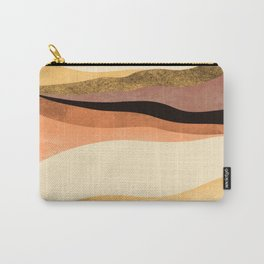 Abstract mountain landscape natural landscape Carry-All Pouch
