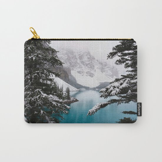 Moraine Lake Carry-All Pouch