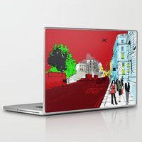 general Laptop & iPad Skins featuring General Public by bivisual