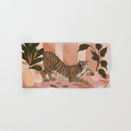Easy Tiger Hand & Bath Towel
