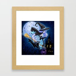 Enchantra Framed Art Print