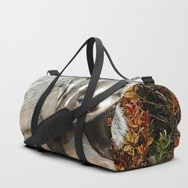 Badger Duffle Bag