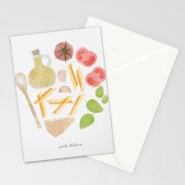Pasta Italiana Stationery Cards
