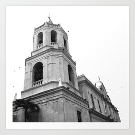 Cebu Metropolitan Cathedral Art Print