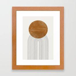 Arch III Framed Art Print