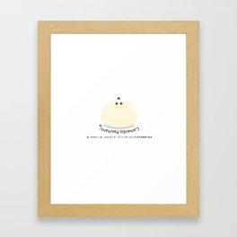 camerdiopaschantie Framed Art Print