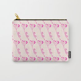 Help Me, I'm Flying Away! Carry-All Pouch