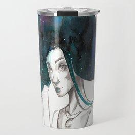 Nebula pillars Travel Mug