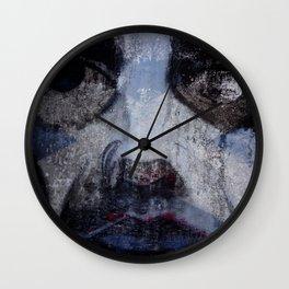 SALTIRE Wall Clock