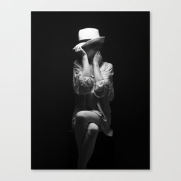 The Show Must Go On Canvas Print