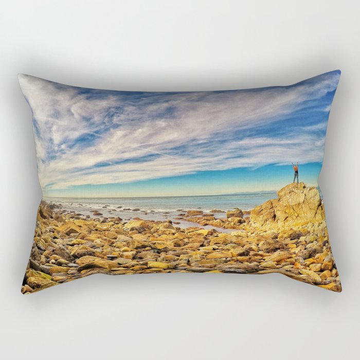 Palos Verdes Rectangular Pillow