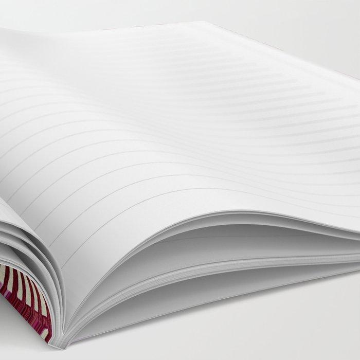 Tropical Symmetry – Magenta Notebook