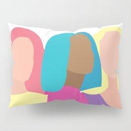 Girls support Girls Pillow Sham