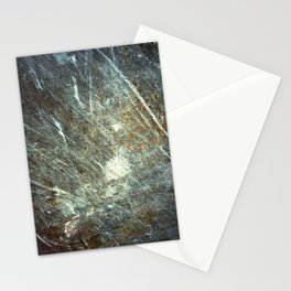 BATTERED SURFACES I Stationery Cards