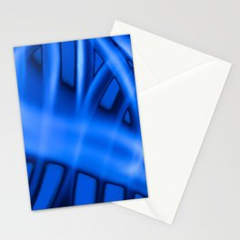 Nothing But Blue #3 Stationery Cards