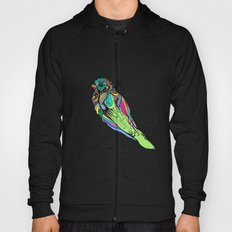 Colorful Bird Hoody
