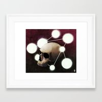 alchemy Framed Art Prints featuring Alchemy by Fabrice Gagos