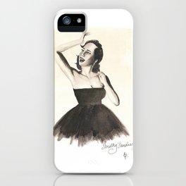 Black HERstory: Dorothy v2 iPhone Case