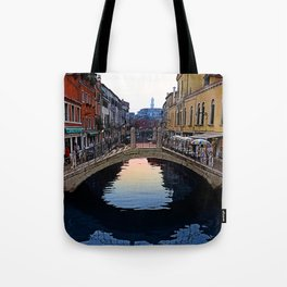 Venice, Italy Morning Tote Bag