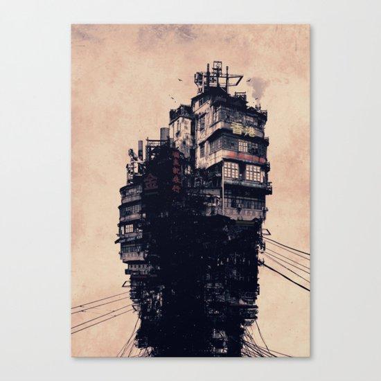 HK Canvas Print
