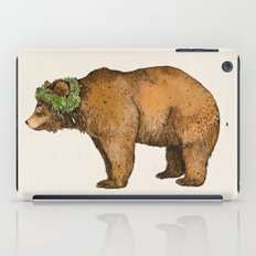BROWN BEAR iPad Case