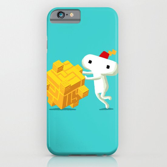 The Prince with a FEZ iPhone & iPod Case
