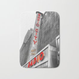 Radio City Music Hall Bath Mat