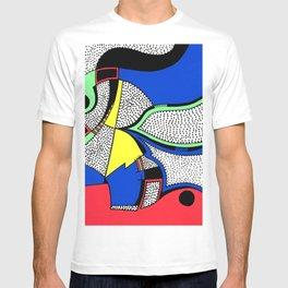 Print #8 T-shirt
