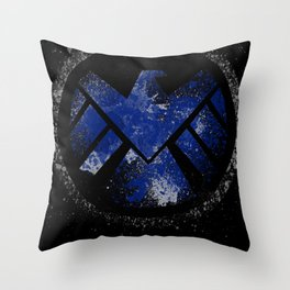 Avengers - SHIELD Throw Pillow