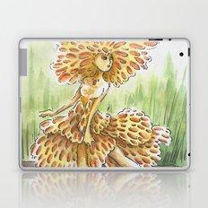 Empire of Mushrooms: Favolaschia calocera Laptop & iPad Skin