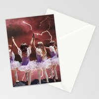 THUNDERSTORM Stationery Cards