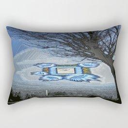 Open Window Rectangular Pillow