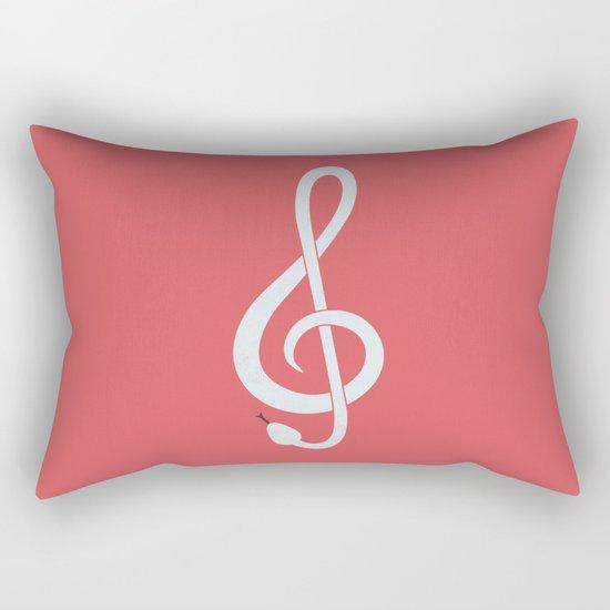 G Snake II Rectangular Pillow