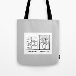 Life in Retail - Dear Weather Tote Bag