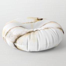 Weathered Alabaster Floor Pillow