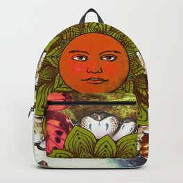 Energy Of The Sun Backpack