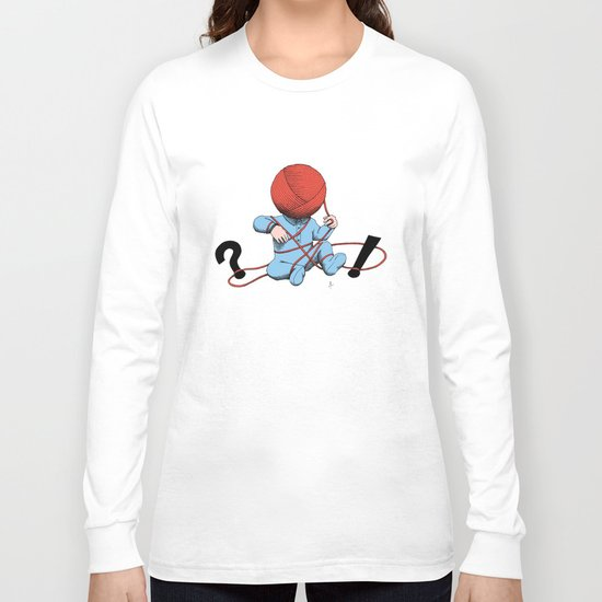 Mankind Long Sleeve T-shirt