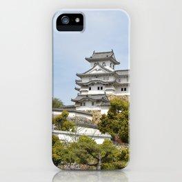 Himeji Castle in Japan iPhone Case