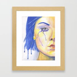 Toska Framed Art Print