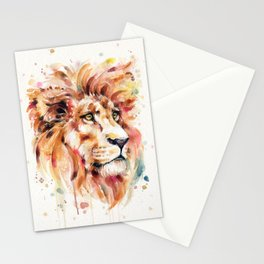 All Things Majestic (lion) Stationery Cards