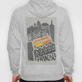 San Francisco Cityscape Hoody