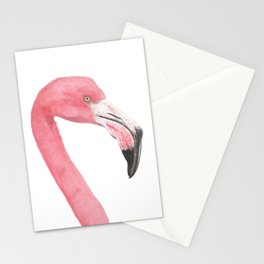 American Flamingo Stationery Cards
