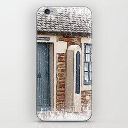 Barometer Cottage iPhone Skin