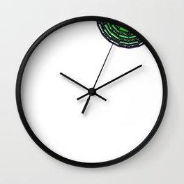 Geometric Countdown Wall Clock