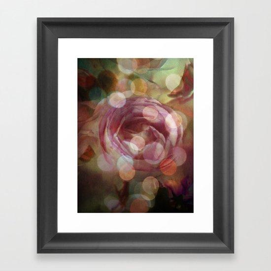 Polymnia Framed Art Print