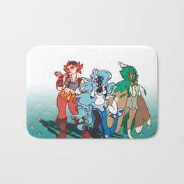 Alola Girls stage 3 Bath Mat